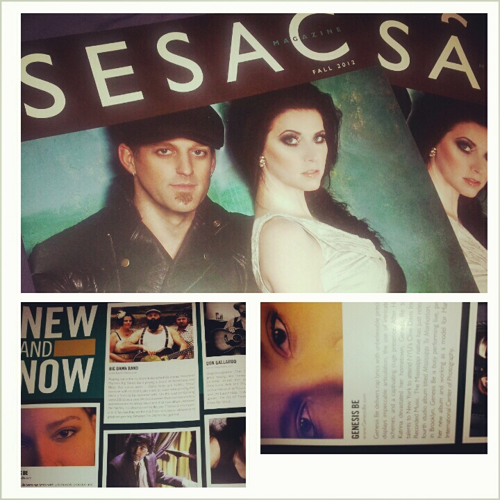 Genesis.Be.Sesac.Magazine.New.Now
