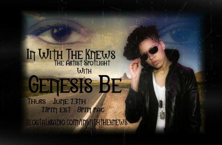 GenesisBEblogTalkRadio