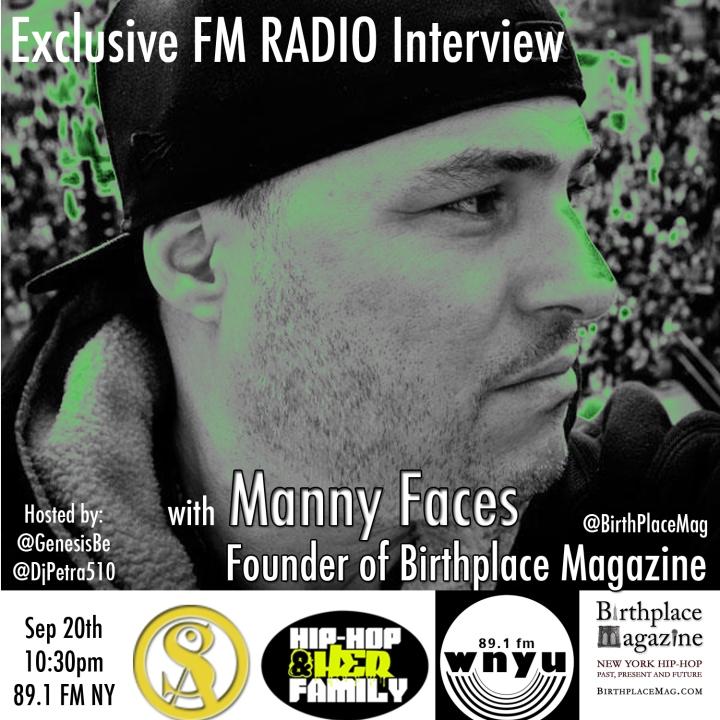 MannyFacesRadioInterview